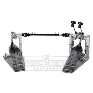 DW Pedals: Machined Chain Drive Double Pedal: Best for Experienced Drummers