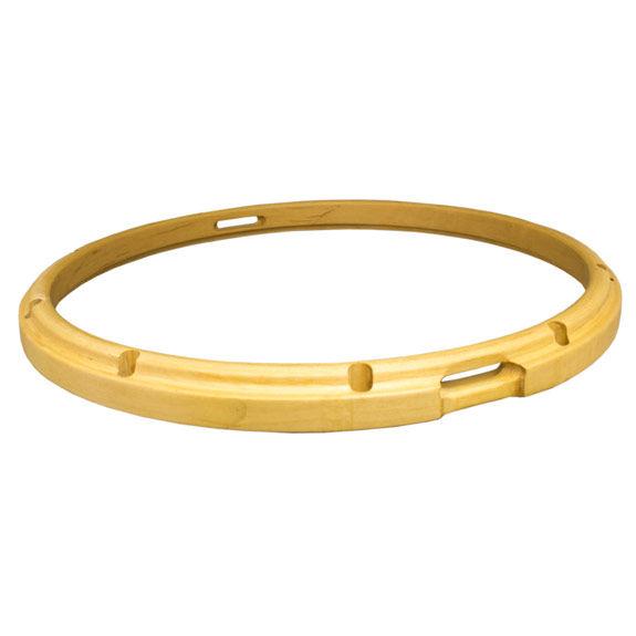 Gibraltar Snare Side Hoops SC-1408WSS 8 fori Tenditori in legno 14 cm