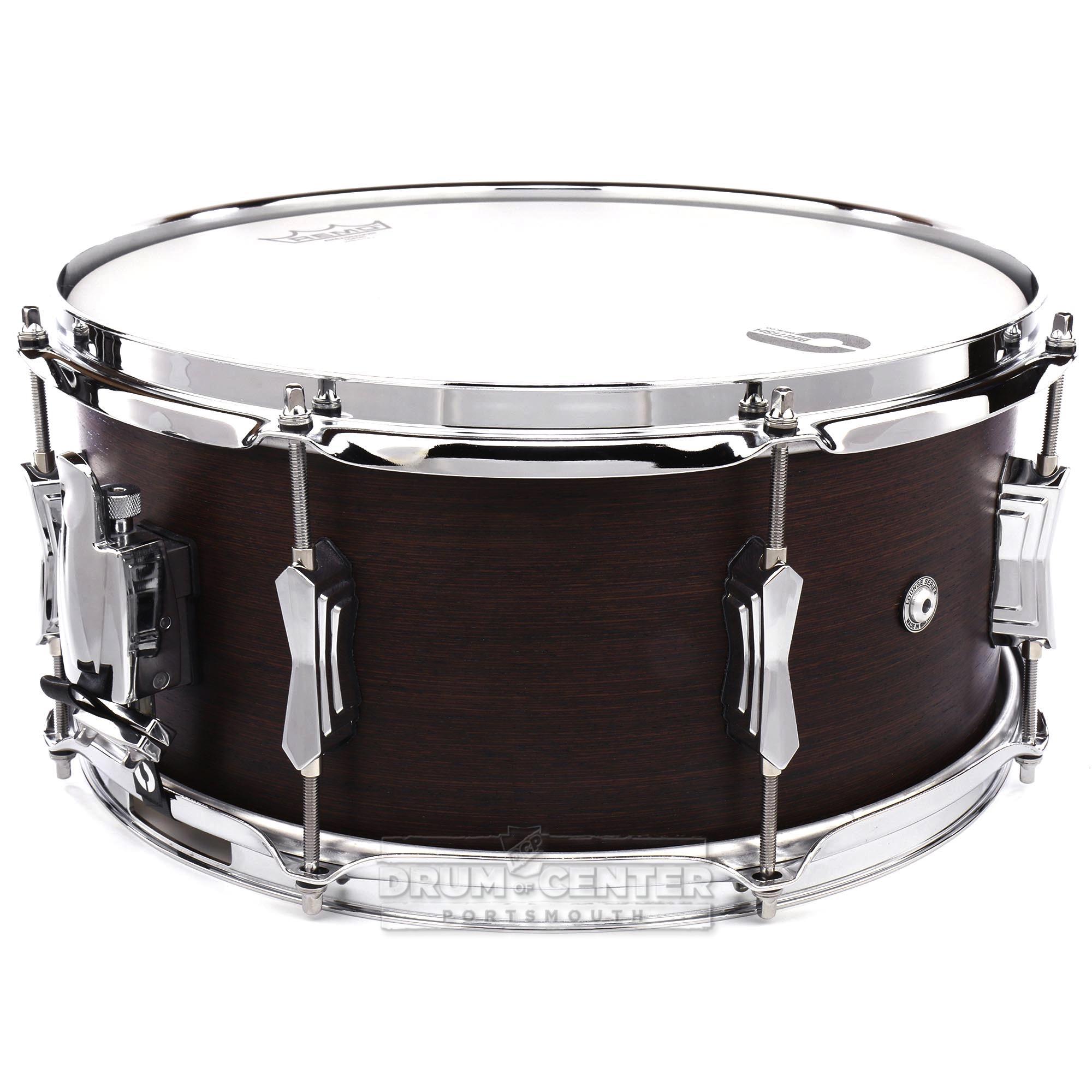 british drum company lounge series snare drum kensington crown 14x6 5 882030238581 ebay. Black Bedroom Furniture Sets. Home Design Ideas