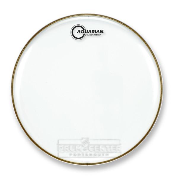 aquarian bass drum heads clear bass drumhead w kp1 22 fb22 659007006180 ebay. Black Bedroom Furniture Sets. Home Design Ideas