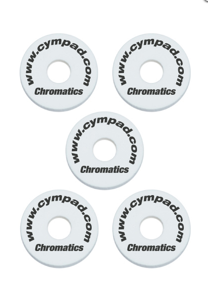 5pcs CP-CS15//5-P Cympad Chromatics Set 40//15mm Purple