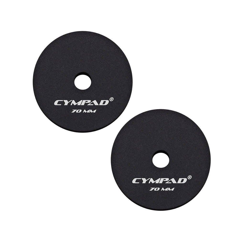 Cympad Moderator Double Set 70mm 2pcs CP-MD70