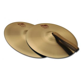 """Paiste 2002 Accent Cymbal Pair 6"""""""