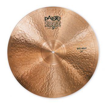 """Paiste 2002 Big Beat Multi Cymbal 20"""""""