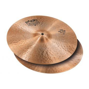 """Paiste 2002 Big Beat Hi Hat Cymbals 15"""""""