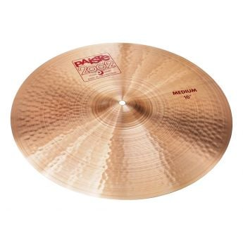 "Paiste 2002 Medium Crash Cymbal 16"""