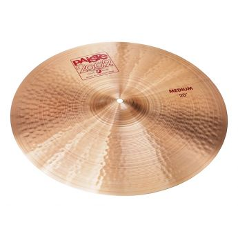 "Paiste 2002 Medium Crash Cymbal 20"""
