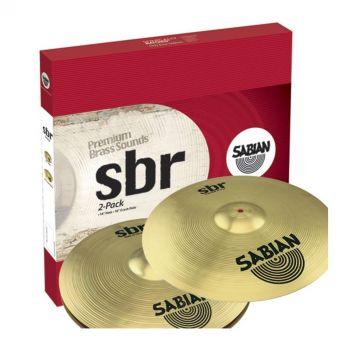Sabian SBR 2-Pack Cymbal Pack