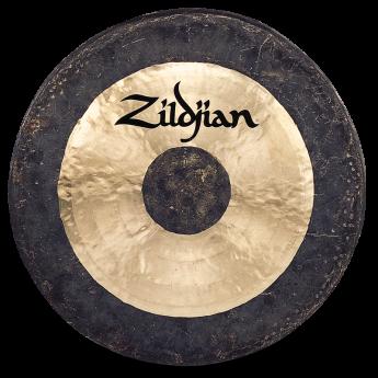 """Zildjian Hand Hammered Gong 34"""""""