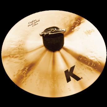 "Zildjian K Custom Dark Splash Cymbal 8"""