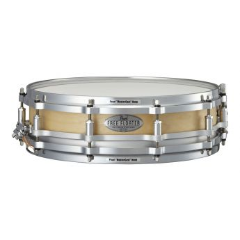 Pearl 14x3.5 Birch Free Floating Snare Drum - Natural Birch
