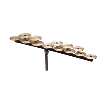 Zildjian Crotales Low Octaves A-440 Tuning 13 Not