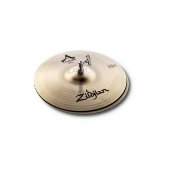 """Zildjian A Custom Hi Hat Cymbals 14"""""""