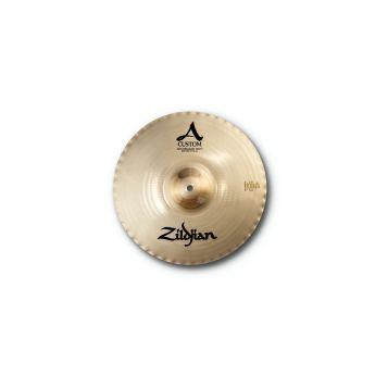 "Zildjian A Custom Mastersound Hi Hat Cymbal Bottom 14"""
