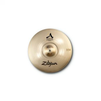 "Zildjian A Custom Mastersound Hi Hat Cymbal Top 15"""