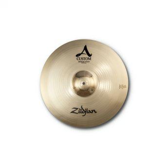 "Zildjian A Custom Medium Crash Cymbal 18"""