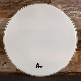 "Attack Pro Flex1 Series 1 Ply Medium Smooth White Drum Head - 22"""