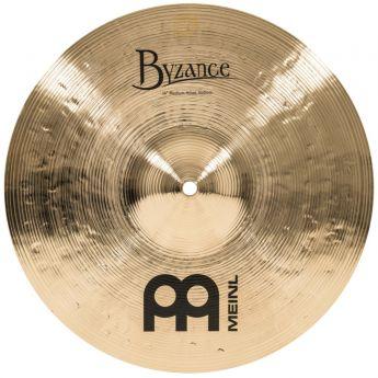 Meinl Byzance Brilliant Medium Hi Hat Cymbals 14