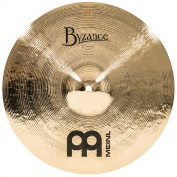 Meinl Byzance Brilliant Thin Crash Cymbal 15