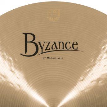 Meinl Byzance Traditional Medium Crash Cymbal 16