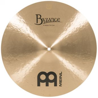 Meinl Byzance Traditional Medium Thin Crash Cymbal 16