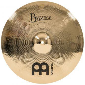 Meinl Byzance Brilliant Thin Crash Cymbal 16