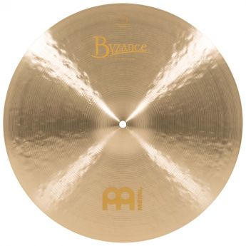 Meinl Byzance Jazz Thin Crash Cymbal 17