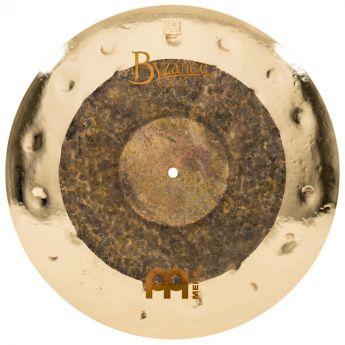 "Meinl Byzance Extra Dry Dual Crash Cymbal 18"""