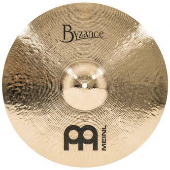 Meinl Byzance Brilliant Medium Crash Cymbal 18