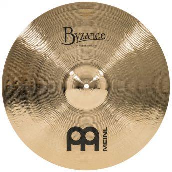 Meinl Byzance Brilliant Medium Thin Crash Cymbal 19