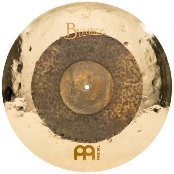 "Meinl Byzance Extra Dry Dual Crash-Ride Cymbal 20"""