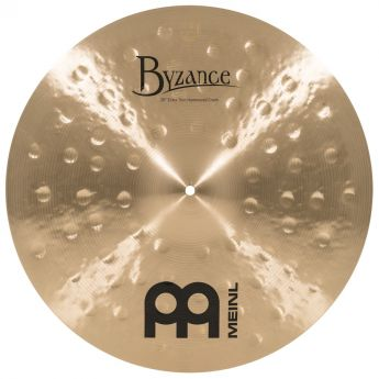 Meinl Byzance Traditional Extra Thin Hammered Crash Cymbal 20