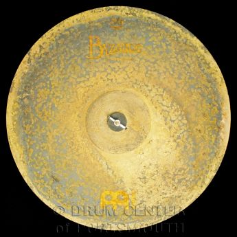 """Meinl Byzance Vintage Pure Ride Cymbal 20"""" 2540 grams"""