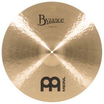 Meinl Byzance Traditional Medium Crash Cymbal 21