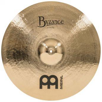 Meinl Byzance Brilliant Heavy Ride Cymbal 22
