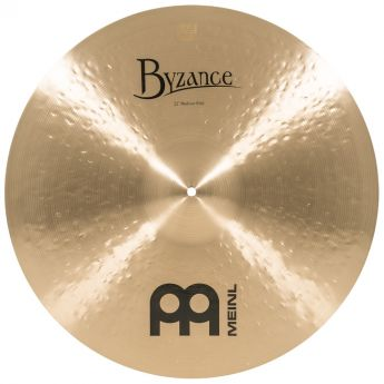 Meinl Byzance Traditional Medium Ride Cymbal 22