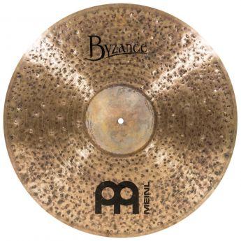 Meinl Byzance Dark Raw Bell Ride Cymbal 22