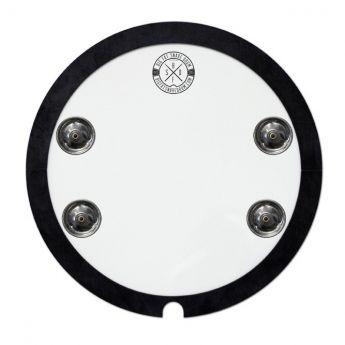 "Big Fat Snare Drum Snare-Bourine 12"""