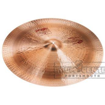 "Paiste 2002 Signature Groove Swish Ride Cymbal 24"""