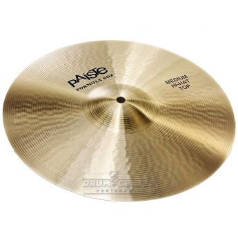 "Paiste Formula 602 Medium Hi Hat Cymbals 14"""