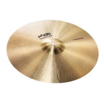 "Paiste Formula 602 Paperthin Crash Cymbal 16"""