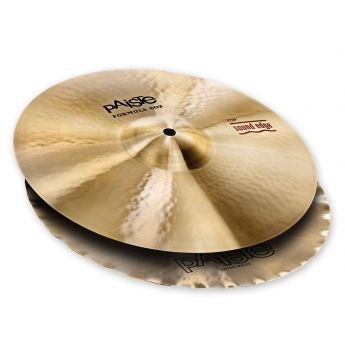 "Paiste Formula 602 Sound Edge Hi Hat Cymbals 14"""
