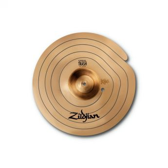 "Zildjian A FX Spiral Trash Cymbal 18"""