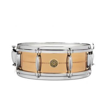 Gretsch USA Solid Phosphor Bronze Snare Drum 14x5