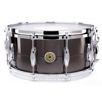 Gretsch USA Solid Steel Snare Drum 14x6.5