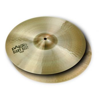 "Paiste Giant Beat Hi Hat Cymbals 15"""