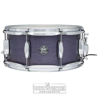 Gretsch Marquee 6.5X14 10 Lug Snare Satin Indigo- Liquidation Deal!