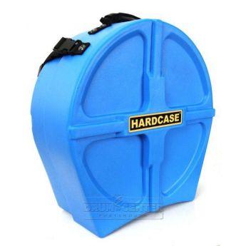 """Hardcase Snare Drum Case 14"""" Light Blue"""