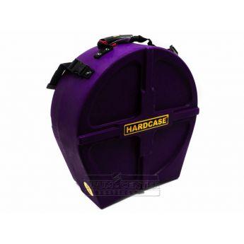 """Hardcase Snare Drum Case 14"""" Purple"""
