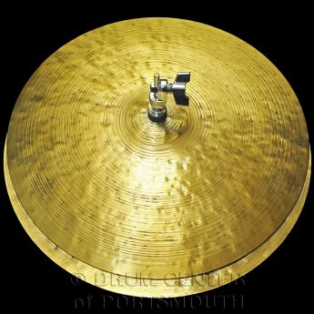 "Istanbul Agop 30th Anniversary Hi Hat Cymbals 16"" 1093/1280 grams"
